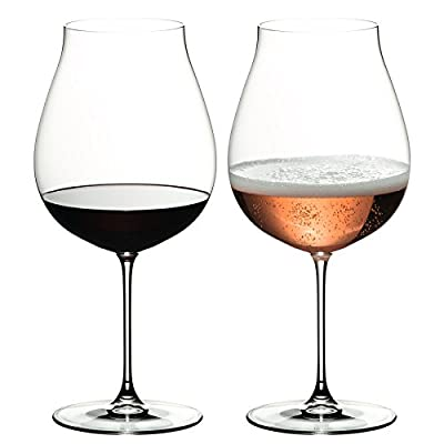 Riedel Veritas Pinot Noir Glass, Set of 2, Clear