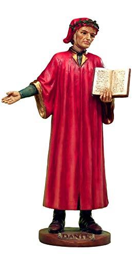 Arte y Historia by Paben Estatua Dante Alighieri Sommo Poeta Libro Divina...