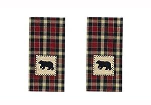 Concord bear patch towel Parent