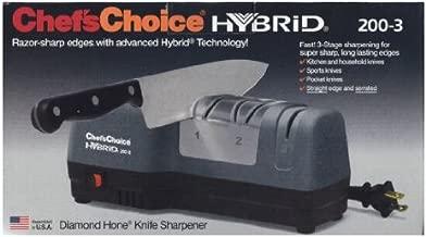 Best chef's choice hybrid 200 3 Reviews