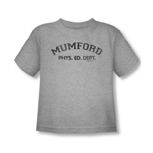 Beverly Hills Cop - - T-shirt Mumford Dans Heather, 4T, Heather