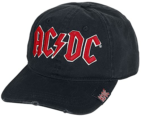 FBI AC/DC Cap, Basecap