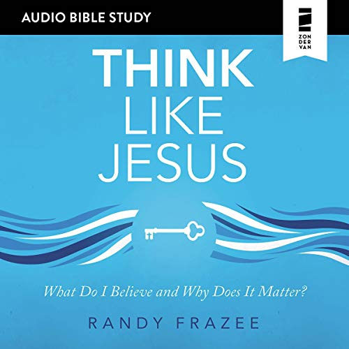 Think like Jesus: Audio Bible Studies  By  cover art