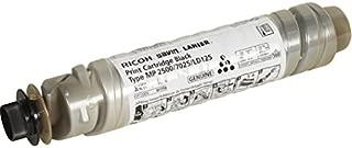 Ricoh 841356 Aficio MP 2500 Toner Cartridge (Black) in Retail Packaging