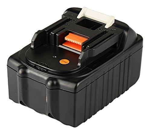 Mitsuru® 4000mAh Li-Ion 18V batterij voor Makita BL1830 LXT-400 BL1840 BL1850 - Makita BC/BD/BF/BG/BHP/BHR/BHS/BJR/series