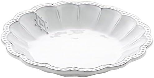 Arte Italica sold out Bella Bianca Medallion Bowl Pasta Max 83% OFF Soup White