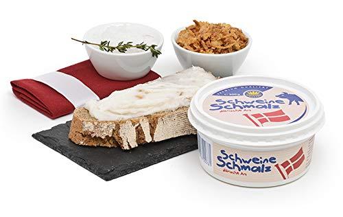 Kohlhase Schweine Schmalz dänische Art 200 g in Premium Qualität