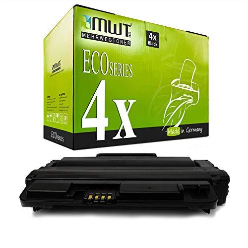 4X MWT XXL Toner für Xerox Phaser 3250 D V DN ersetzt 106R01374 Schwarz Black