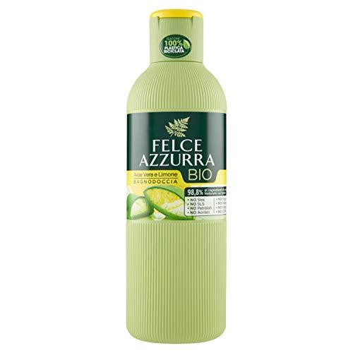 Felce Azzurra Bio Bagno Bagnodoccia Aloe Vera e Limone - 500 ml