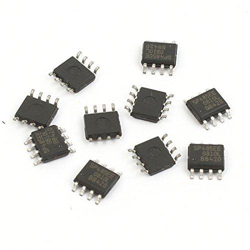 DealMux 10x SP485EEN SOP-8 aprimorada Low Power half-duplex RS-485 Transceptores