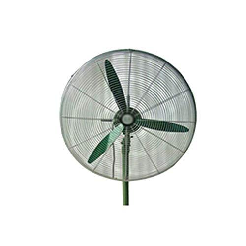 N / A Ventilador de Pared, Oscilación de 90 Grados, Ventilador de Bajo Nivel de Ahorro de Energía, Instalación Fácil, Ventilador de Pared Industrial(Size:70cm / 27.5in)