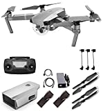 DJI Mavic Pro Platinum with Extra Battery,...