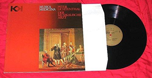 MUSICA MEDICINA 2 LPs : Peter Lichtenthal & Hildegard v. Bingen ~ Abhol./Versand