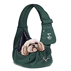 which is the best dog papoose sling in the world