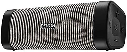 DenonDsb-50Bt Envaya Pocket Portable Bluetooth Speaker (Gray)
