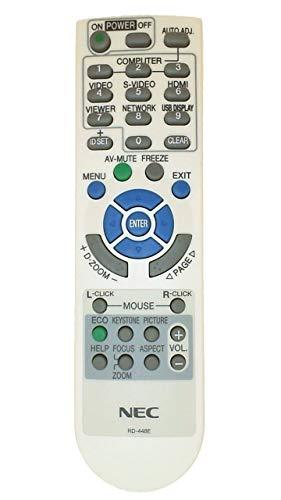 NEC 7N900921Fernbedienung für M260WS/M260x S/NP weiß