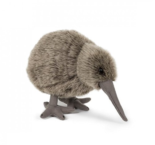 Storchenlädchen Stofftier Kiwi 24 cm, Kuscheltier Plüschtier Vogel Neuseeland