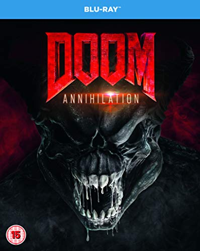 Doom: Annihilation (Blu-ray) [2019] [Region Free]