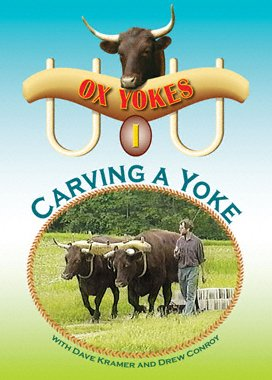 Ox Yokes 1: Carving A Yoke