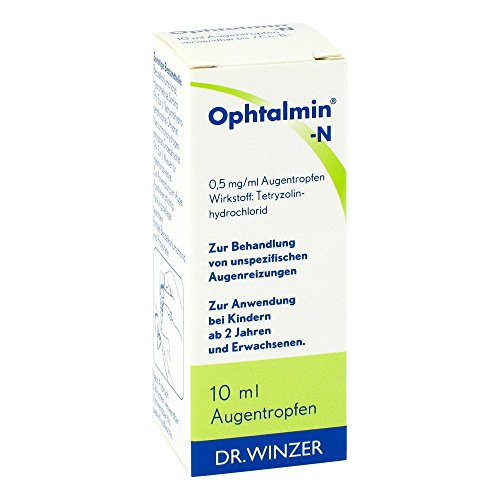 OPHTALMIN N Augentropfen 10 ml