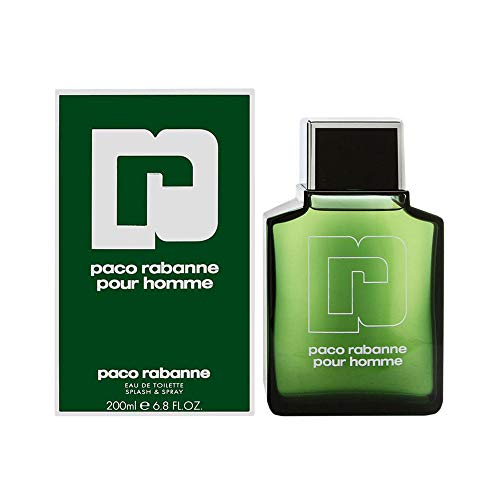 Paco Rabanne Paco rabanne eau de cologne für männer 1er pack 1x 200 ml