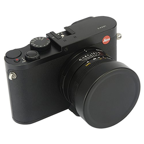 Haoge Cap-LQ-N - Tapa de Metal para Lente Frontal de cámara