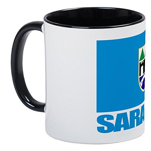 CafePress - und Quot;SarajevoundQuot;Tasse - Einzigartige Kaffeetasse, Kaffeetasse, Teetasse