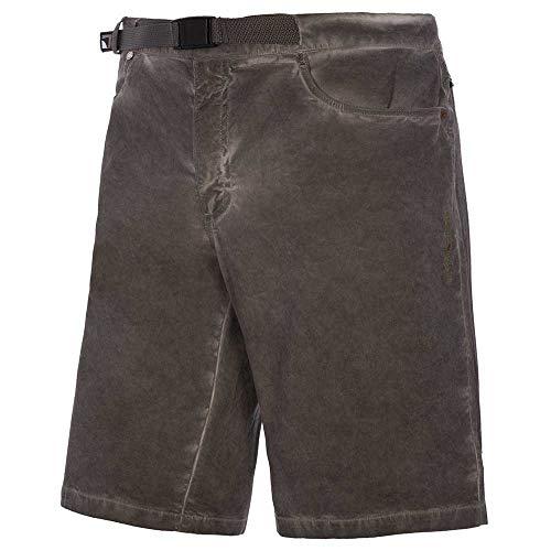 Trango Pant. Corto Hold Short Homme, Noir, XL