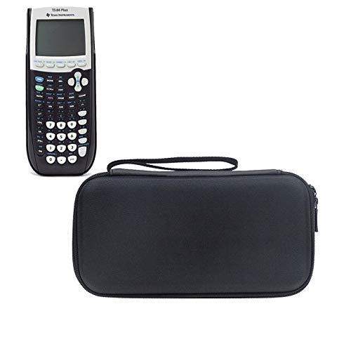 Fashion Hard EVA Protective Case Cover Shell Skins Bags for Texas Instruments TI-83 Plus,TI-84 Plus,TI-89 Titanium,HP50G Graphing Calculator (Type 1)