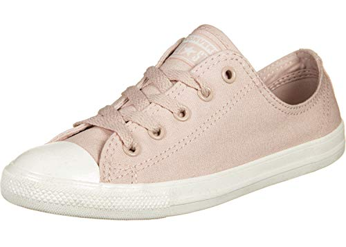Converse All Star Dainty Ox W Schuhe Taupe