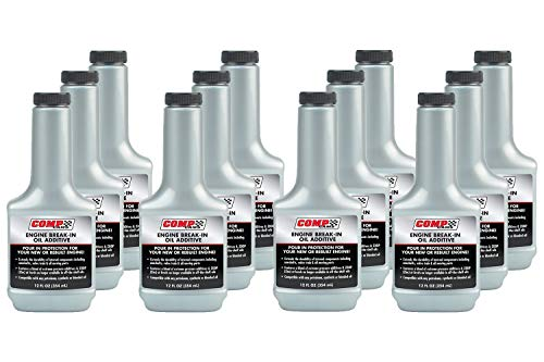 Competition Cams 159-12 Engine Break-In Oil Additive, Case of (12) 12 oz. Bottles