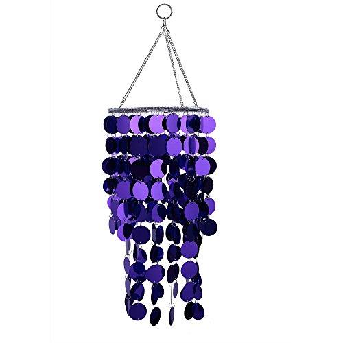 FlavorThings - Lámpara de araña para colgar en bodas, candelabros, centros de mesa y decoración de cualquier evento