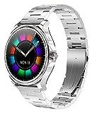 Touch screen orologi da orologio da polso color fitness orologio da polso color orologio elettronico con cardiofrequenzimetro Guarda orologio da banco orologio digitale orologio Smart watch orologio