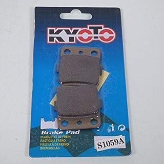Pastillas de freno Kyoto Quad Yamaha 600 Yfm G Grizzly 1998-2001 AVG/AVD