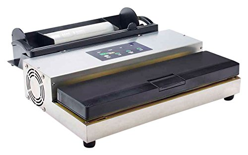 LEM Products 1253 MaxVac 500 Vacuum Sealer with Bag Holder & Cutter