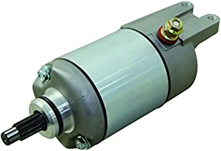 New Starter For Select 2004-2014 Honda TRX500 Foreman Rubicon TRX500FPA TRX500FGA 0.34kW 12V CCW 10-Tooth Spline 31200-HN2-003, 31200-HN2-A01