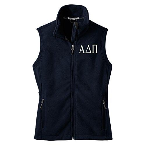 Alpha Delta Pi Fleece Vest (X-Large (14-16))