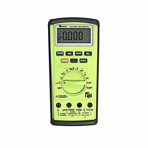 TPI 183a, True RMS Multimeter, 1 pc