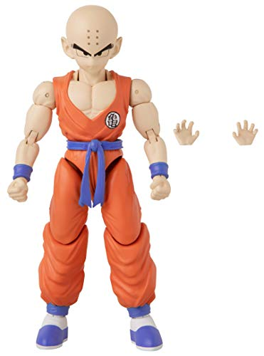 Dragon Ball Super - Figuras de personajes, S14 Krillin, Series 14