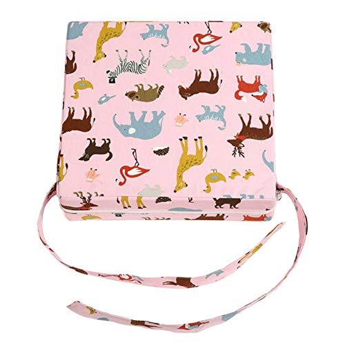 Zokrintz - Cuscino per bambini con unicorno, per seggiolone e seggiolone