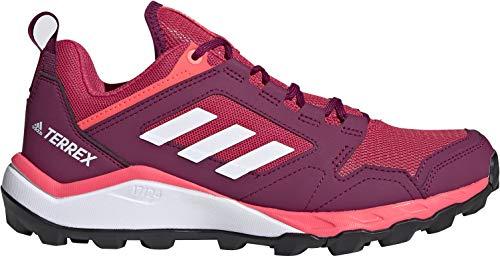 adidas Terrex Agravic TR W, Zapatillas de Running Mujer, ROSINT/FTWBLA/ROSSEN, 36 2/3 EU