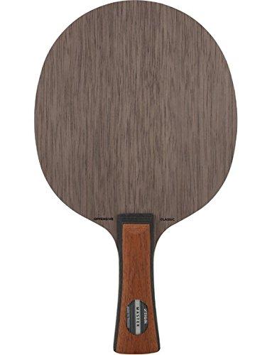 Stiga Offensive Classic Master Grip, Racchetta da Ping-Pong Unisex – Adulto, Legno, Taglia Unica