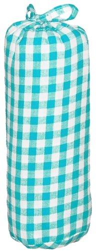TAFTAN HD-210 geweven geruit katoen hoeslaken voor klein bed, 7 mm, verkrijgbaar in 14 kleuren