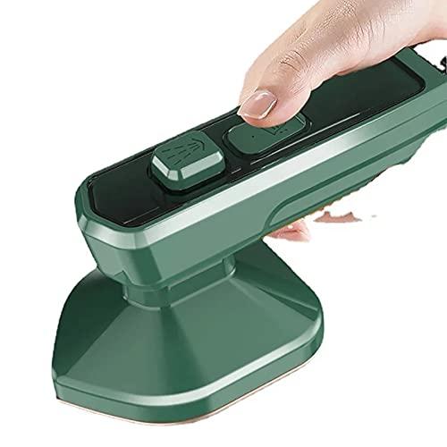 OYZY Mini Plancha en seco, vaporizador de Hierro eléctrico de Mano portátil...