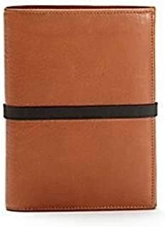Style Elastic Wallet Leather Wallet Casual Fashion Multi-Function Wallet (Color : Brown, Size : S)