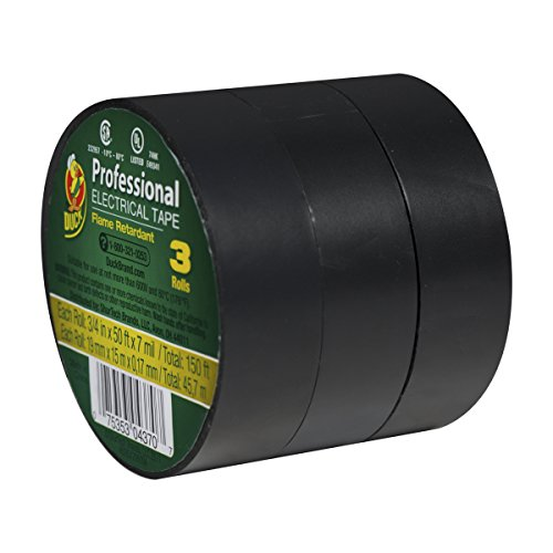 Duck Brand 299004 Professional Electrical Tape