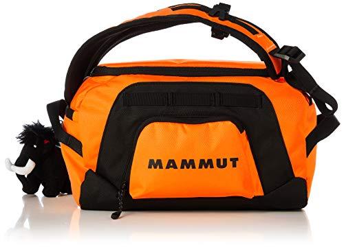 Mammut First Cargo Sac à dos unisexe pour enfant Orange/noir 18 l