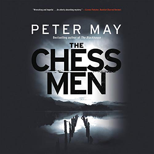 The Chessmen Audiobook By Peter May cover art