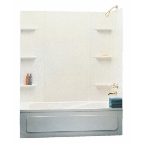 Ordinaire Maax 101604 000 129 5 Piece Bathtub Wall Kit, 48 60