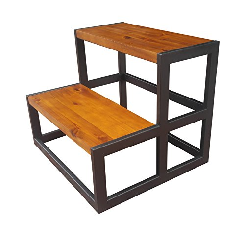 Acacia Hardwood Step Stool